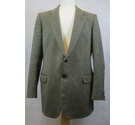 St Michael Donegal Tweed vintage jacket brown Size: M