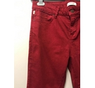 Howies Skinny Jeans Red Size: 30""