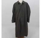 Burberry Vintage Car Coat Uniform Green Size: L