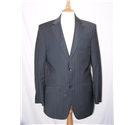 Remus Vomo Single breasted suit jacket Grey Size: M
