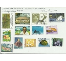 French Polynesia Selection Of Stamps