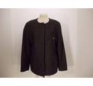M&S Marks & Spencer Jacket Navy/Bronze Size: 14