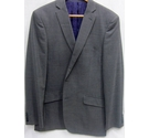Ted Baker Mens Suit Jacket Grey Pinstripe Size: L
