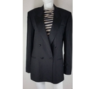 The Label Double breasted blazer Black Size: L