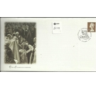 "First Day Cover ""Queen Elizabeth II is Crowned"""