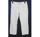 White Stuff straight cut cropped jeans white Size: S