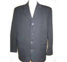 cutler and co Single breasted suit jacket black Size: M