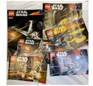 LEGO STAR WARS INSTRUCTION BOOKS