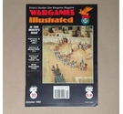 "Free Postage - Vintage ""Wargames Illustrated"" Magazine - Issue 37 - Oct 1990"