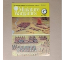 "Free Postage - Vintage ""Miniature Wargames"" Magazine - Issue 47 - Apr 1987"