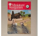 "Free Postage - Vintage ""Miniature Wargames"" Magazine - Issue 51- Aug 1987"