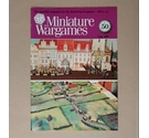 "Free Postage - Vintage ""Miniature Wargames"" Magazine - Issue 50 - July 1987"