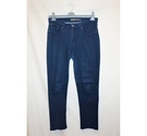 Levis Straight Fit Jean Blue Size: 30""