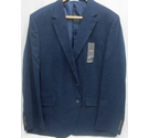 M&S Marks & Spencer Mens Suit Jacket Navy Size: XXL
