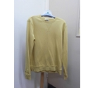 M&S Jumper Yellow Size: M