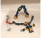 Bionicles - Mismatched Incomplete Figure