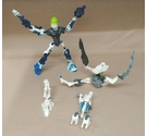 Bionicles - Mismatched Incomplete Figures