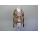 Missoni Cardigan and Matching Top Set multi colour Size: 12
