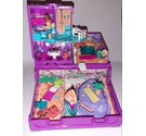 1996 Polly Pocket Surf 'n' Swim chest