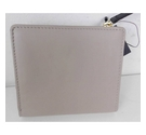 Marks & Spencer Leather Purse Pebble Grey Size: One size