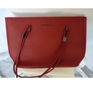 Michael Kors leather bag red Size: M