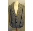 St Michael Donegal Tweed Jacket Multi Size: M