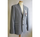 Next Tailored Fit Jacket Grey Size: L
