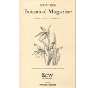 Curtis's Botanical magazine Volume 32 complete (4 parts)