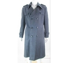 "Alexandre 42"" British Made Wool Coat Airforce Blue Size: L"