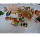 Wooden Dolls House furniture