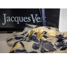 Jacques Vert Bag with scarf Blue Size: Not specified