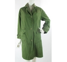 Grenfell Lilywhites Country Long Jacket Green Size: 14