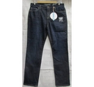 Indigo collection Straight fit jean Blue Size: 34""