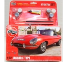 Airfix 1:32 Jaguar E-Type Model Kit