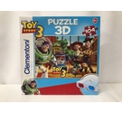Toy Story 3, 3D Jigsaw, 104 pieces