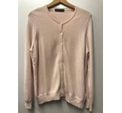 M&S Collection Cashmere Cardigan Blush Pink Size: 18