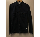French Connection Shirt Navy Size: XS