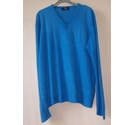 M&S Marks & Spencer Jumper Blue Size: L