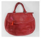 Radley Leather Handbag Red Size: One size