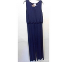 Phase Eight sleeveless jumpsuit Dark blue Size: 12