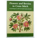 Flowers and Berries in Cross Stitch