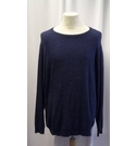Fat Face Sweater Blue Size: L