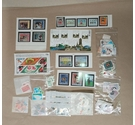 Free Postage - Lot of Netherlands Stamps - Mixed MINT and Used Off Paper - 30g