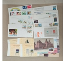 Collection of 19 Netherlands First Day Covers FDC and Postcards
