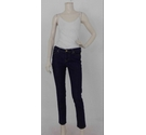 Vivienne Westwood Embroidered Skinny Jeans Blue Size: 30""