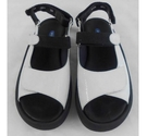 Wolky 3204 Jewel Sandals White Size: 6