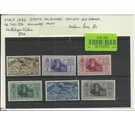 Italy 1932 Dante Alighieri Society, Air Stamps