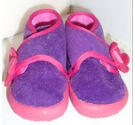Clarks First Shoes Purple Size: uk 4