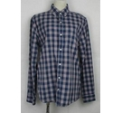 Gap Checked shirt Purple and blue Size: S
