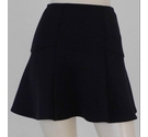 Hollister Mini Skirt Black Size: XS